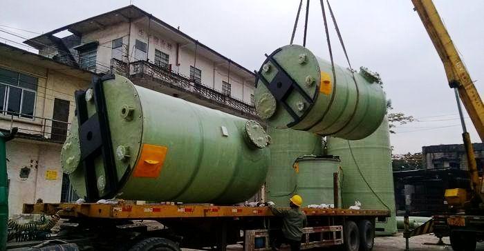 30万吨磷铵项目9区大型反应槽、闪蒸室等内bob苹果app工程竣工验收