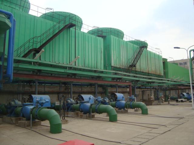 恒瑞实业公司签订污水处理厂项目施工合同